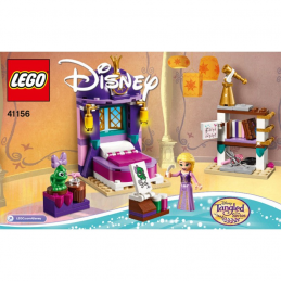 Notice / Instruction Lego Disney Princess - 41156