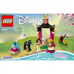 Notice / Instruction Lego Disney Princess - 41151
