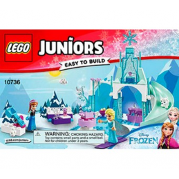 Notice / Instruction Lego Disney Princess - 10736