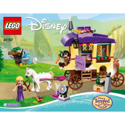 Notice / Instruction Lego Disney Princess - 41157