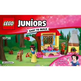 Notice / Instruction Lego Disney Princess - 10738