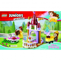 Notice / Instruction Lego Disney Princess - 10762
