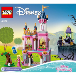 Notice / Instruction Lego Disney Princess - 41152