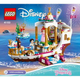 Notice / Instruction Lego Disney Princess - 41153