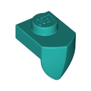 LEGO 6210445 DENT / GRIFFE 1X1 - BRIGHT BLUEGREEN lego-6210445-dent-griffe-1x1-bright-bluegreen ici :