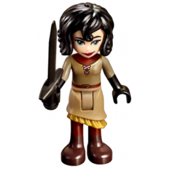 Figurine Lego® Disney Princesse Raiponce- Cassandra