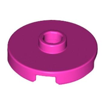 LEGO 6223767 PLATE ROND 2X2 + TROU - ROSE lego-6223767-plate-rond-2x2-trou-rose ici :