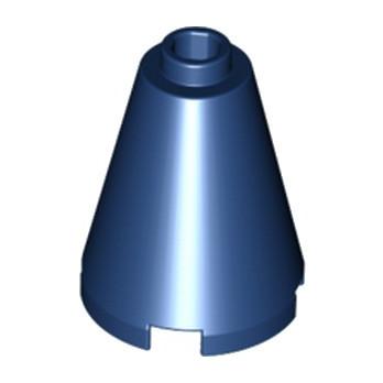 LEGO 6144754 CONE 2X2X2 - EARTH BLUE