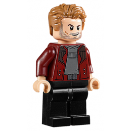 Mini Figurine Lego® Gardien la Galaxie 2 - Star - Lord