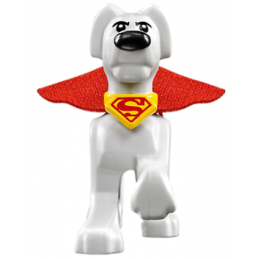 Figurine Lego® Super Heroes DC - Krypto™ le superchien