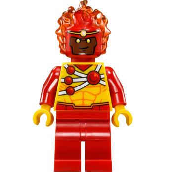 Figurine Lego® Super Heroes DC - Firestorm