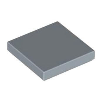 LEGO 6176818 FLAT TILE 2X2 - SAND BLUE