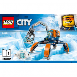 Notice / Instruction Lego City 60192