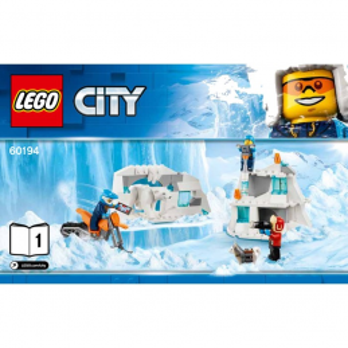 Notice / Instruction Lego City 60194