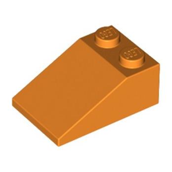 LEGO 4121742 TUILE 2X3/25° - ORANGE