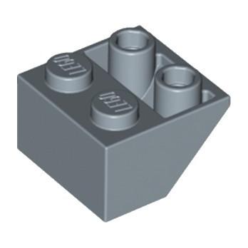 LEGO 6207929 TUILE 2X2/45 INV - SAND BLUE lego-6207929-tuile-2x245-inv-sand-blue ici :