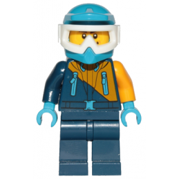 Figurine Lego® City Arctique - Pilote