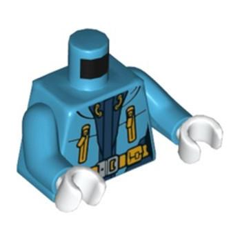 LEGO 6225154 TORSE - DARK BLUE