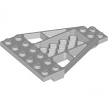 LEGO 6142379 WING PROFILE 6X8X 2/3 - MEDIUM STONE GREY