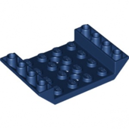 LEGO 6220699 INV. ROOF TILE 4X6, 3XØ4.9 - EARTH BLUE