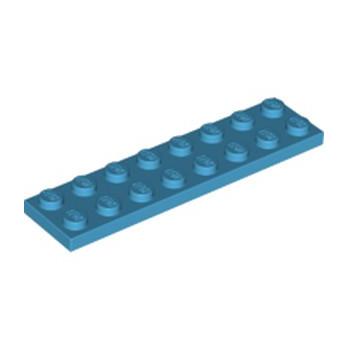 LEGO 6216890 PLATE 2X8 - DAR AZUR