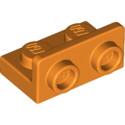 LEGO 6218368 ANGULAR PLATE 1.5 BOT. 1X2 1/2 - ORANGE