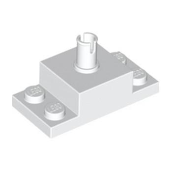 LEGO 6172420 PLATE 2X4/2X2X1 W. VERTICAL SN - BLANC lego-6172420-plate-2x42x2x1-w-vertical-sn-blanc ici :