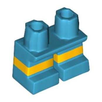 LEGO 6063520 PETITE JAMBE BICOLORE - DARK AZUR / JAUNE lego-6063520-petite-jambe-bicolore-dark-azur-jaune ici :