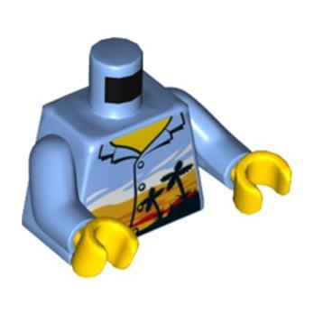 LEGO 6219628 TORSE CHEMISE HAWAIENNE