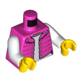 LEGO 6224126 TORSE VESTE FEMME - ROSE