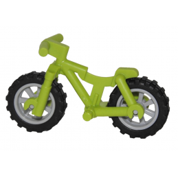 VELO LEGO® BRIGHT YELLOWISG GREEN