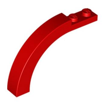 LEGO 6077811 BRIQUE ARCHE 1X6X3 1/3 - ROUGE lego-6077811-brique-arche-1x6x3-13-rouge ici :