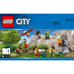 Notice / Instruction Lego  City 60202