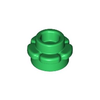 LEGO 6135287 FLEUR 1X1 - DARK GREEN