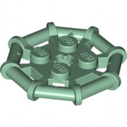 LEGO 6223219 PARABOLIC RING - SAND GREEN