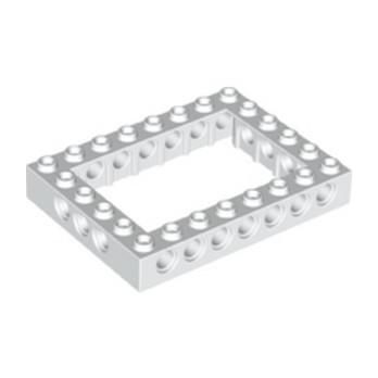 LEGO 6021763 6X8 BRIQUE, Ø 4,85 - BLANC