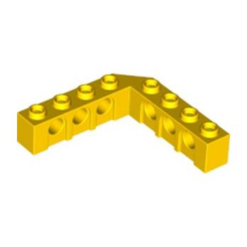 LEGO 6222428 ANG.BRIQUE 5X5, Ø4,85 - JAUNE