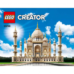 Notice / Instruction Lego Creator 10256