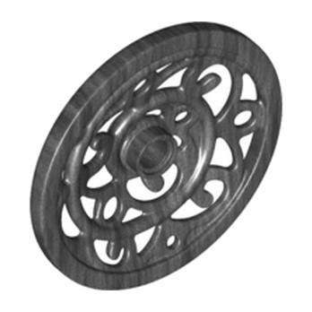 LEGO 6222932 ROUE DE CAROSSE 4.3 cm - TITANIUM METAL lego-6222932-roue-de-carosse-43-cm-titanium-metalic ici :