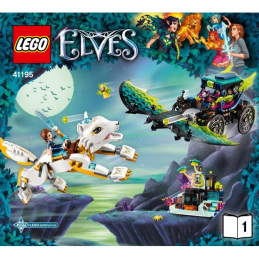 Notice / Instruction Lego Elves 41195