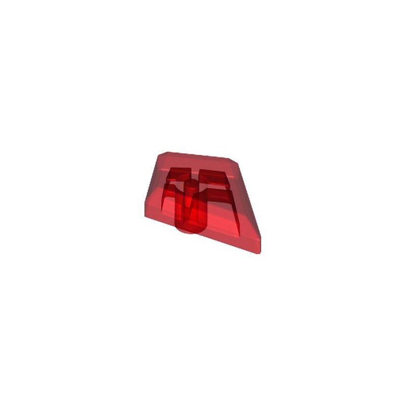 Lego 6210442 Diamant Rouge Transparent