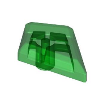 LEGO 6210462 DIAMANT - VERT TRANSPARENT