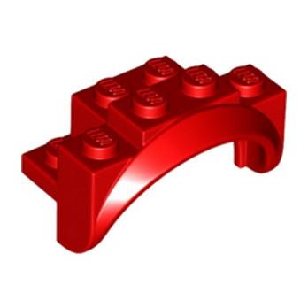 LEGO 6217896 GARDE BOUE - ROUGE