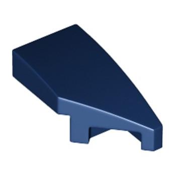 LEGO 6214812 ARQUE 1X2 DROITE 45 DEG - EARTH BLUE