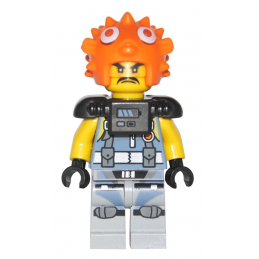 Figurine Lego® Ninjago Movie - Private Puffer