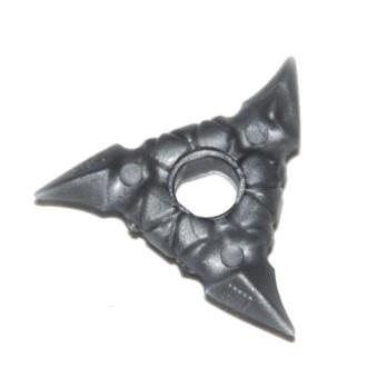 LEGO 6117255 SHURIKEN - SILVER METAL lego-6117255-shuriken-silver-metal ici :