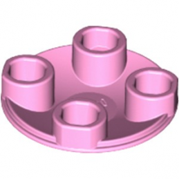 LEGO 6139480 ROND LISSE 2X2 INV  - ROSE CLAIR lego-6139480-rond-lisse-2x2-inv-rose-clair ici :