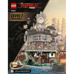 Notice / Instruction Lego Ninjago 70620