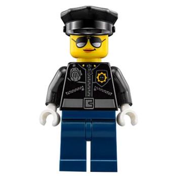 Figurine Lego® City - Policière