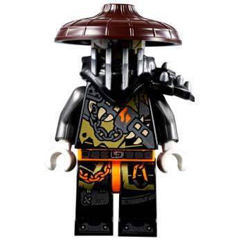 Figurine Lego® Ninjago - Heavy Metal